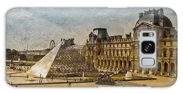 Paris, France - Pyramide Galaxy Case