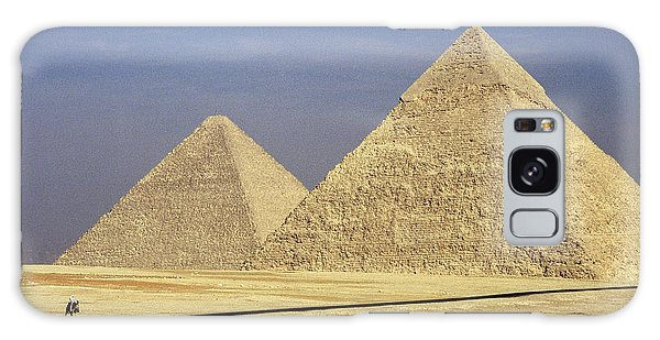 Pyramids At Giza Galaxy Case