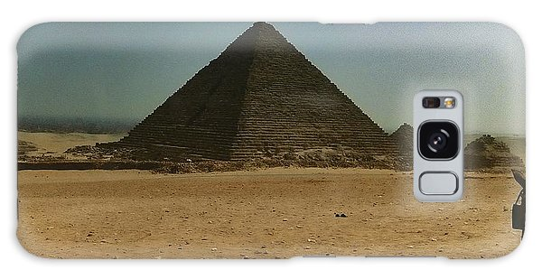 Pyramids Of Egypt Galaxy Case
