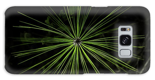 Pyrotechnics Or Pine Needles Galaxy Case
