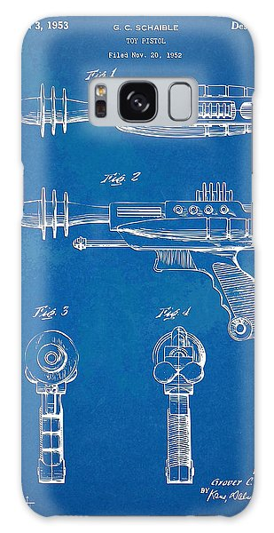 Weapons Galaxy Case - Pyrotomic Disintegrator Pistol Patent by Nikki Marie Smith