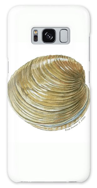Quahog Shell Galaxy Case