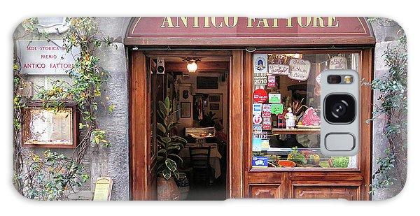 Quaint Restaurant In Florence Galaxy Case