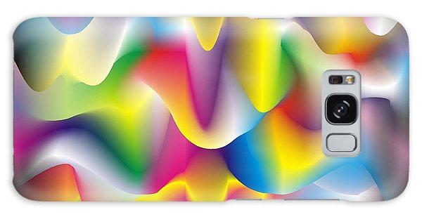 Quantum Landscape 1 Galaxy Case