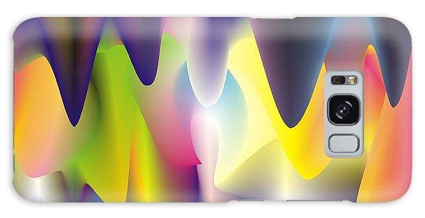 Quantum Landscape 6 Galaxy Case