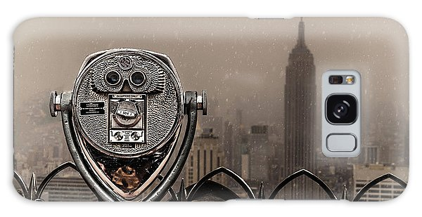 Galaxy Case featuring the photograph Quarters Only by Chris Lord