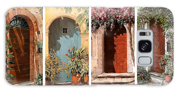 Borelli Galaxy Case - Quattro Porte by Guido Borelli