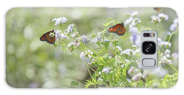 Queen Butterflies Galaxy Case
