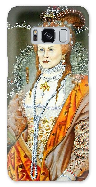 Queen Elizabeth After Oliver Galaxy Case