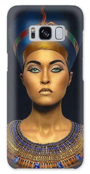 Queen Esther Galaxy Case by Karen Showell