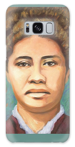 Queen Liliuokalani Galaxy Case