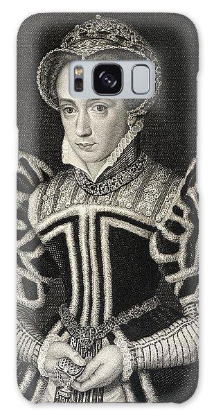 Queen Mary Aka Mary Tudor Byname Bloody Galaxy S8 Case