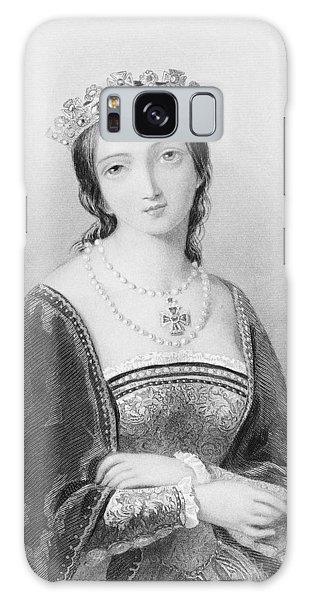 Queen Mary I, Aka Mary Tudor, Byname Galaxy S8 Case