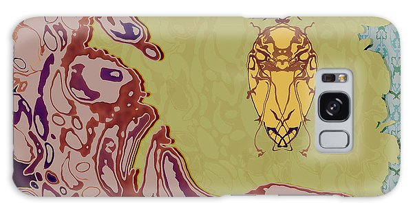 Queen Scarab Galaxy Case