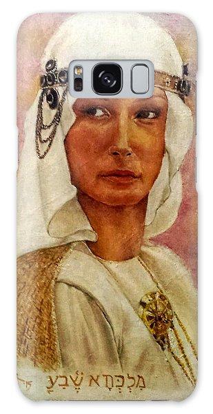 Queen Sheba  Galaxy Case