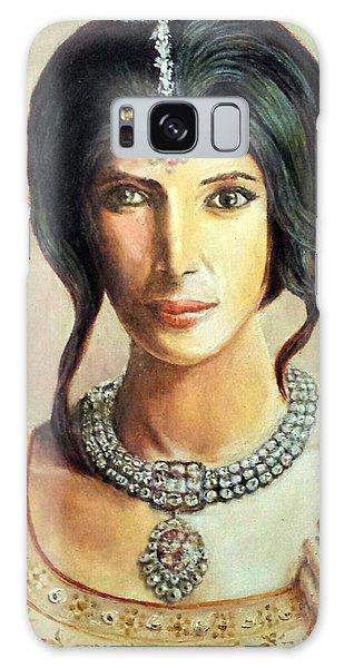Queen Vashti Galaxy Case by G Cuffia