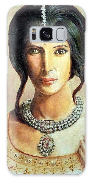 Queen Vashti Galaxy Case