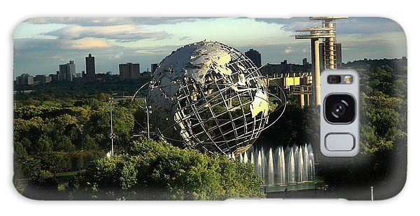 Queens New York City - Unisphere Galaxy Case