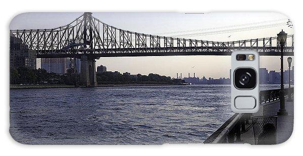 Queensboro Bridge - Manhattan Galaxy Case
