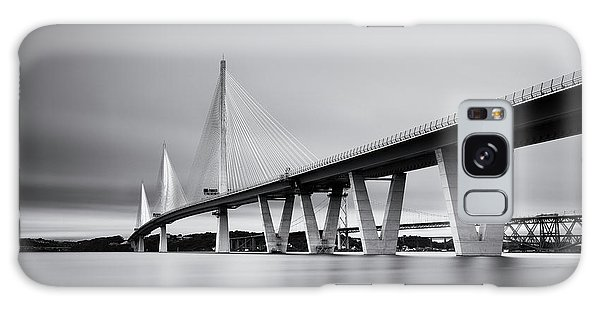 Queensferry Crossing Bridge Mono Galaxy Case