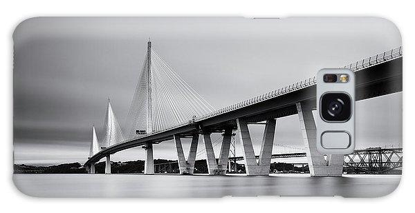 Queensferry Crossing Bridge Mono Galaxy Case