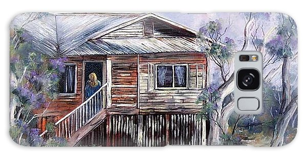 Queenslander Style House, Cloncurry. Galaxy Case