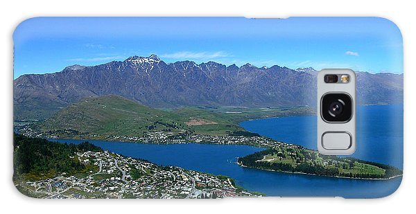 Queenstown New Zealand Galaxy Case