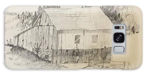 Quiet Barn Galaxy Case