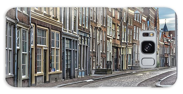 Quiet Street In Dordrecht Galaxy Case