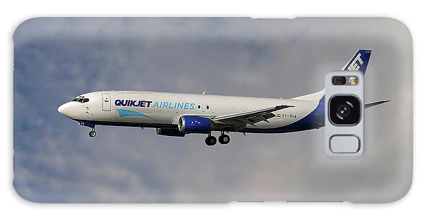 Plane Galaxy Case - Quikjet Cargo Airlines Boeing 737-43q by Smart Aviation