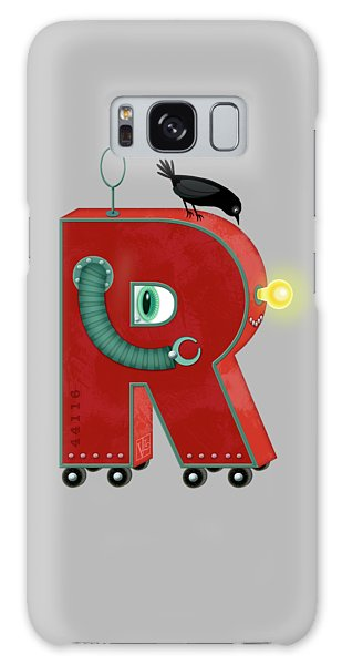 R Is For Robot Galaxy Case