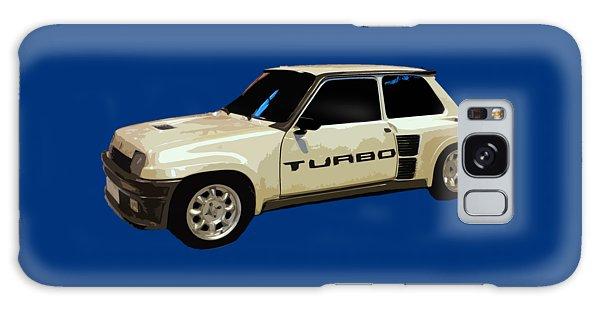R Turbo Art Galaxy Case