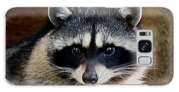Raccoon Galaxy Case by Janice Spivey