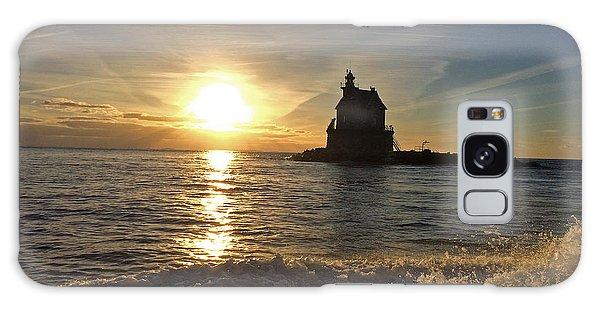 Race Rock Lighthouse, New York Galaxy Case
