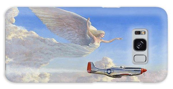 Angel Galaxy Case - Racing The Wind by Richard Hescox