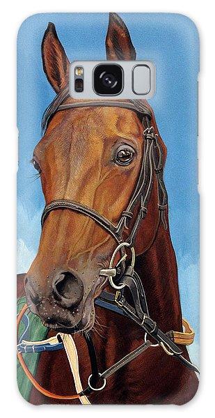 Galaxy Case - Radamez - Arabian Race Horse by Antonio Marchese