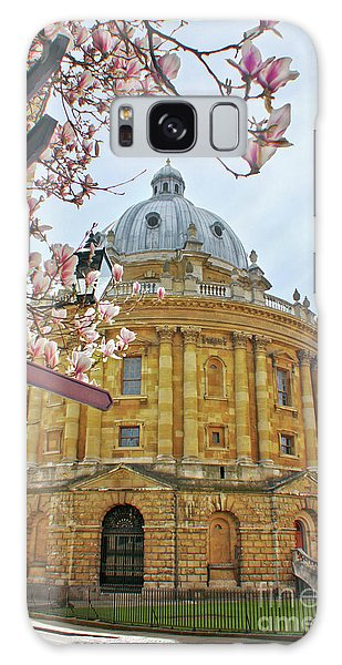 Radcliffe Camera Bodleian Library Oxford  Galaxy Case