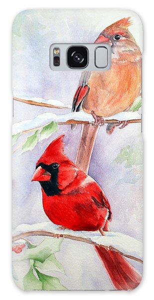 Radiance Of Cardinals Galaxy Case