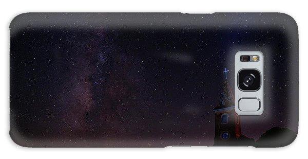 Radiant Light Galaxy Case by Jonathan Davison