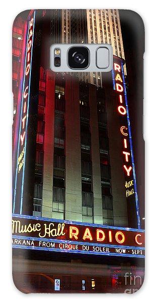 Radio City Music Hall Cirque Du Soleil Zarkana Galaxy Case