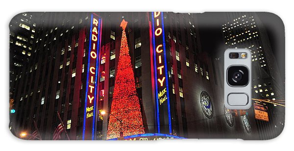 Radio City Music Hall Galaxy Case