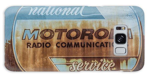 Radio Communications Galaxy Case