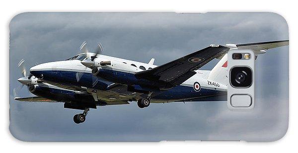 Raf Beech King Air 200  Galaxy Case by Tim Beach