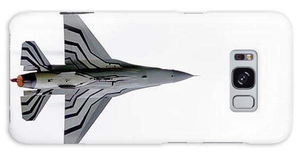 Raf Scampton 2017 - F-16 Fighting Falcon On White Galaxy Case