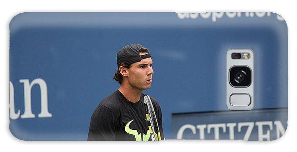 Rafael Nadal Galaxy Case by David Grant
