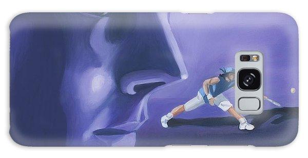 Rafael Nadal Galaxy Case by Quwatha Valentine