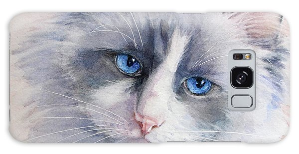Ragdoll Cat Galaxy Case
