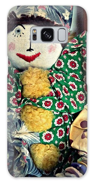 Ragdoll Buddies Galaxy Case