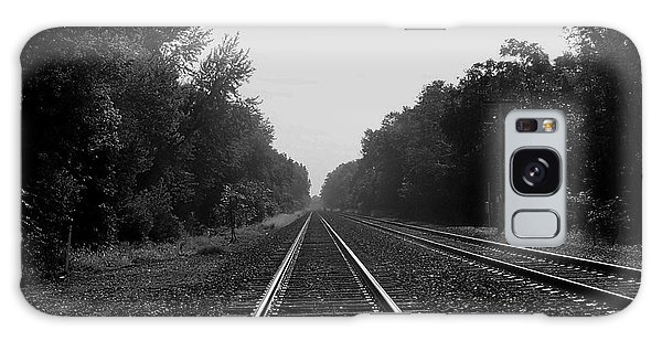 Railroad To Nowhere Galaxy Case
