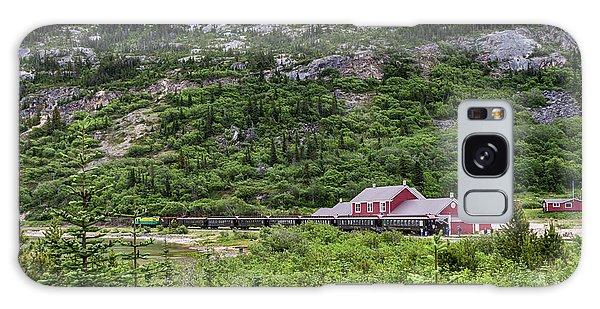 Railroad To The Yukon Galaxy Case